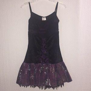 Halloween Punk Witch Dress or Zombie 🧟♀️ Dress